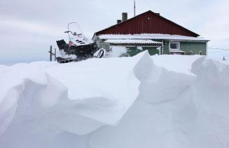 Снегоход БУРАН 4Т