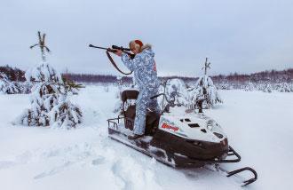 Снегоход БУРАН АД/АДЕ