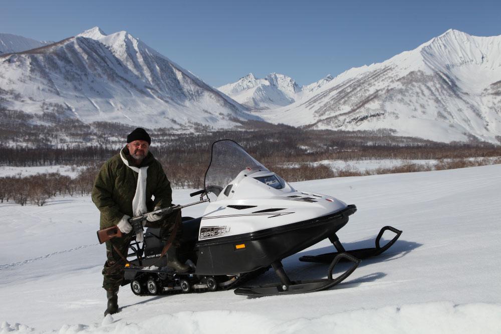 запчасти на снегоход рысь 500 м в самаре