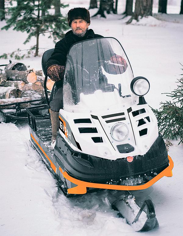 наши картинки снегоход буран лидер отлично впишутся