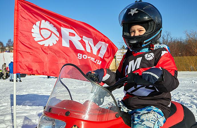 РМ на Фестивале «SNOW Поморье»